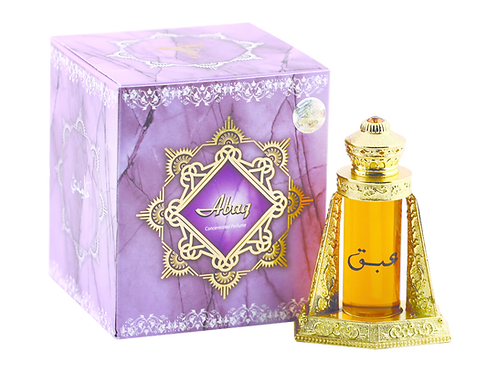 HAMIDI ABAQ 20 ML PERFUME ATTAR OIL