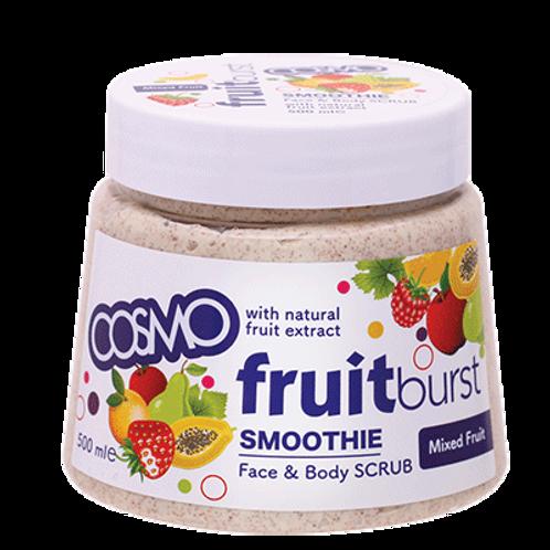 Smoothie Scrub tub - Mixed Fruit