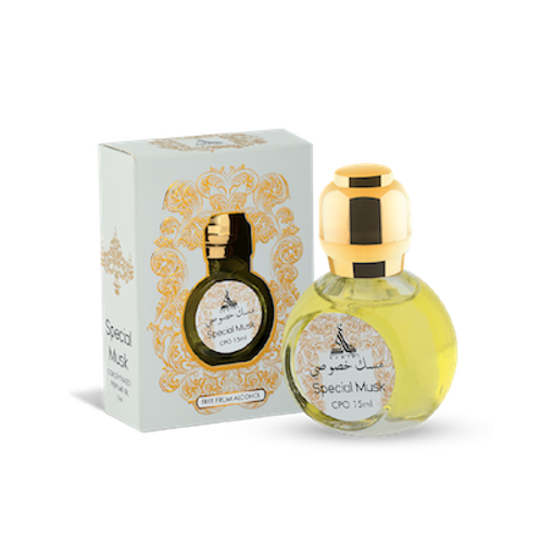 HAMIDI SPECIAL MUSK 15 ML PERFUME ATTAR OIL