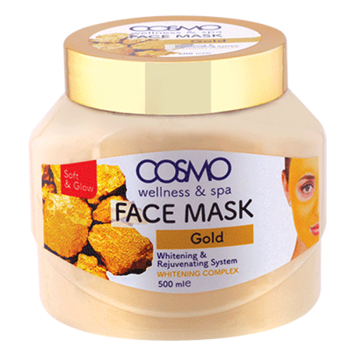 Face Mask - Milk and Honey