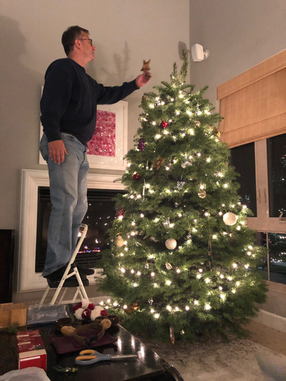 Putting the Star on the Tree
