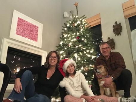 Christmas Tree Set Up 2020