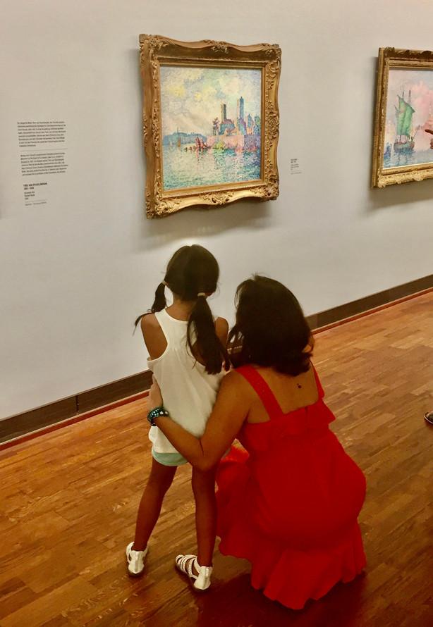 Museum in Austria - Impressionism