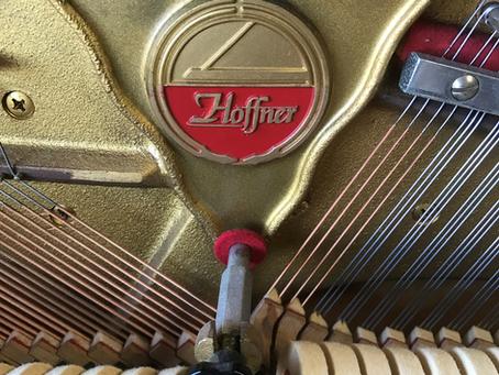 Hoffner piano