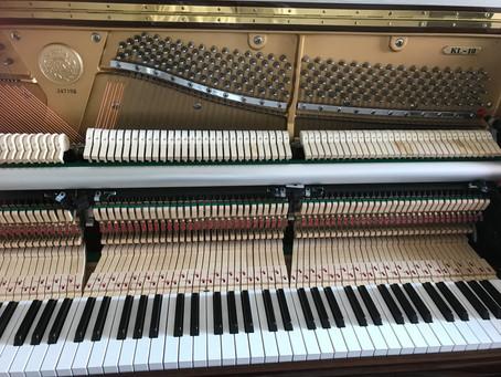 日中合作ピアノ