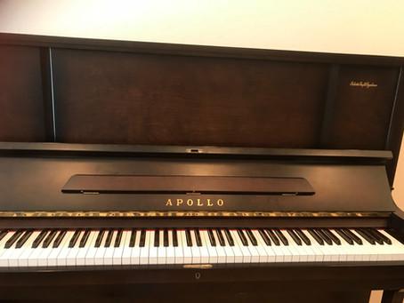 渋谷区M様 アポロピアノ