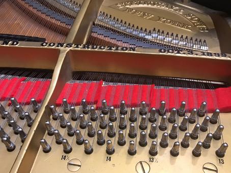 スタインウェイピアノ O型