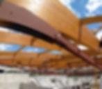 Edificación sostenible, construcción madera