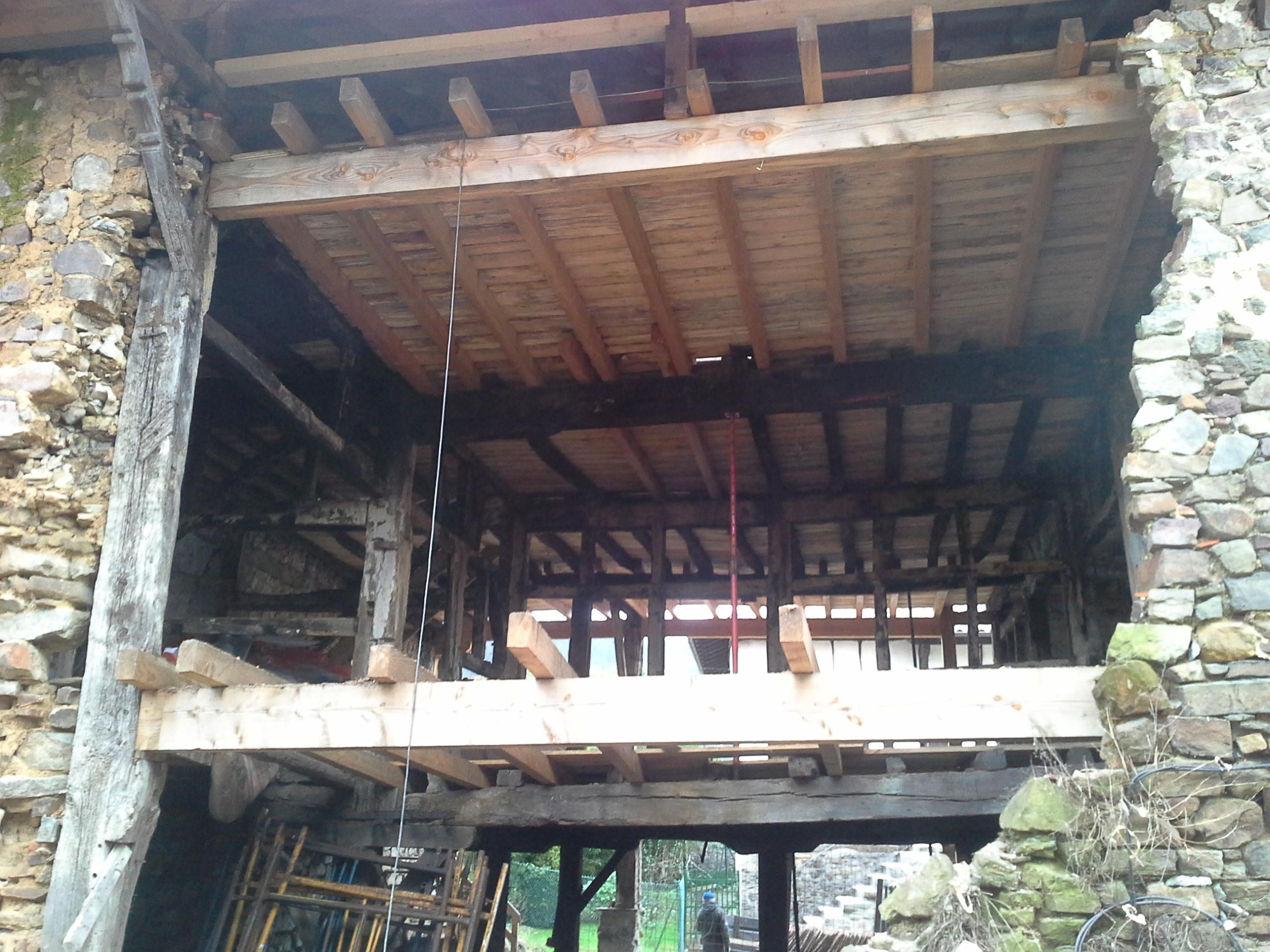 termainox- rehabilitación madera