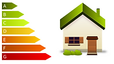 Eficiencia energía renovable, alternativa, aislamiento, calor, iluminación