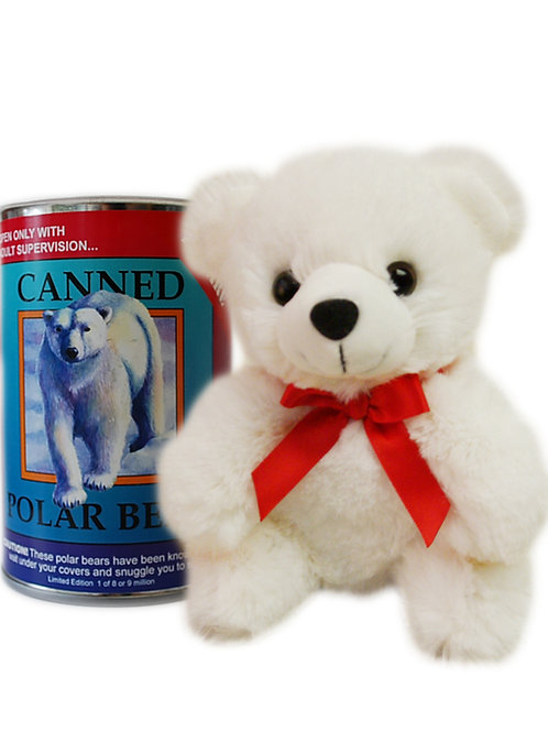 Canned Polar Bear