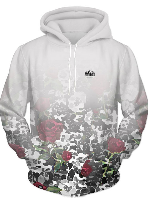 White Floral 42004