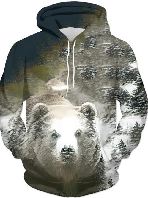 Snowy Grizzly - 41014
