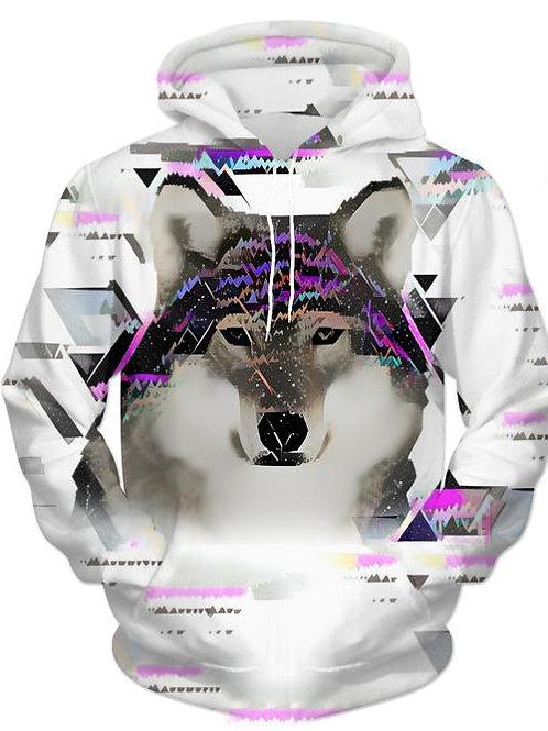Pixel Wolf 42026