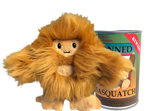 Canned Sasquatch