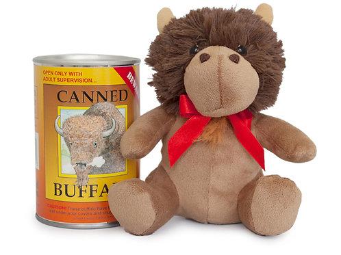 Canned Buffalo