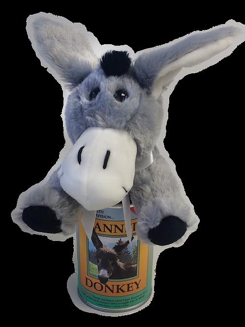 Canned Donkey