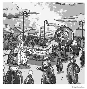 Melonianer karneval