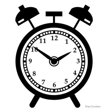 Uhr/Wecker