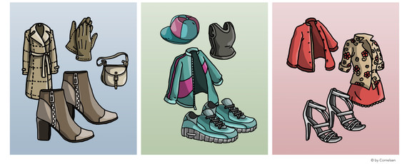 Kleidung/Outfits