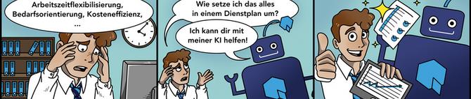 QPlaner Comic