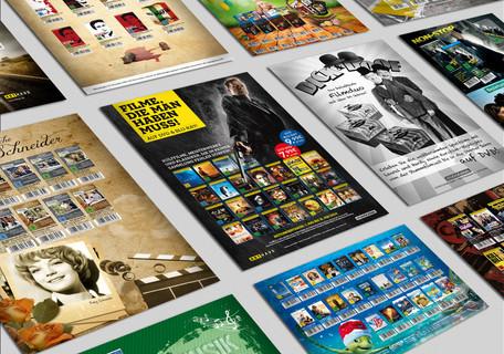 Studiocanal - verschiedene Anzeigen