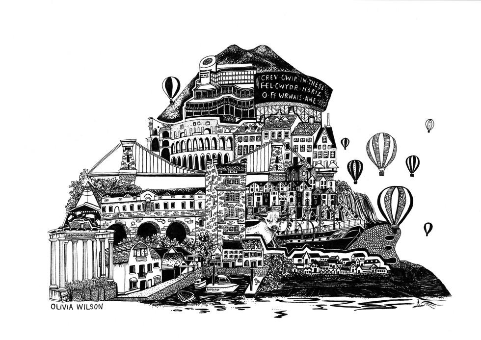 ROME, BRISTOL, BIRMINGHAM, CARDIFF