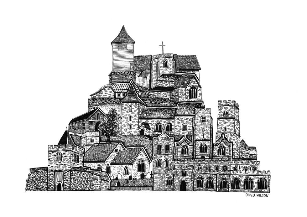 VARIOUS CHURCHES