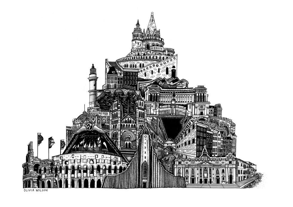 ROME, VENICE, ICELAND, BUDAPEST, AMSTERDAM