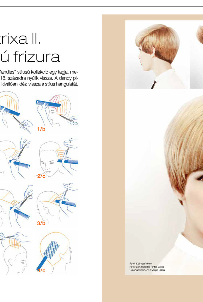 Szabados Irene HajesStilus magazin A haj