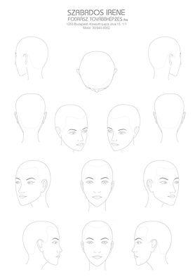 Háromszög fejforma