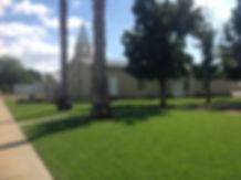 Church outside lawn.JPG