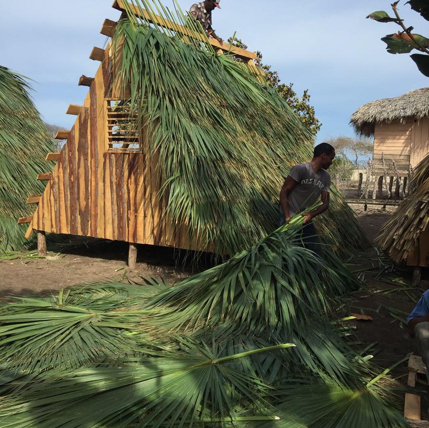Buen hombre Kite Hotel new bungalows