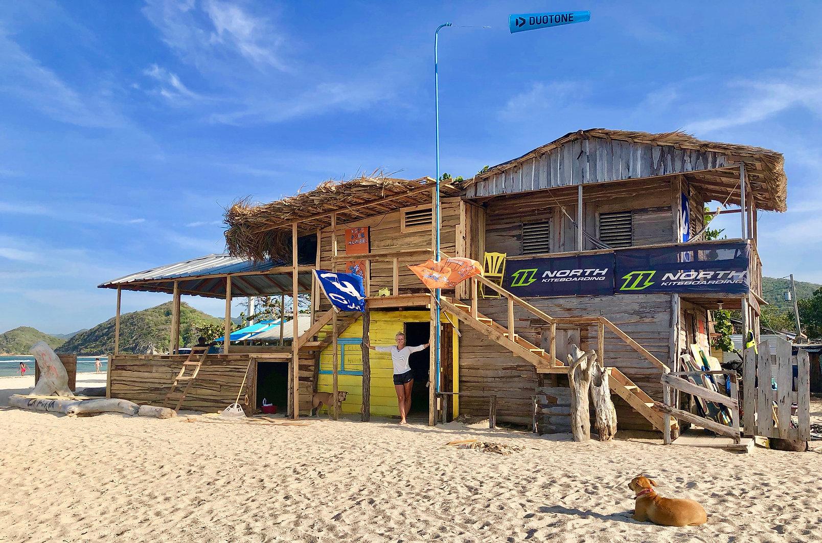 kite school Buen Hombre Cabarete, Dominican Republi