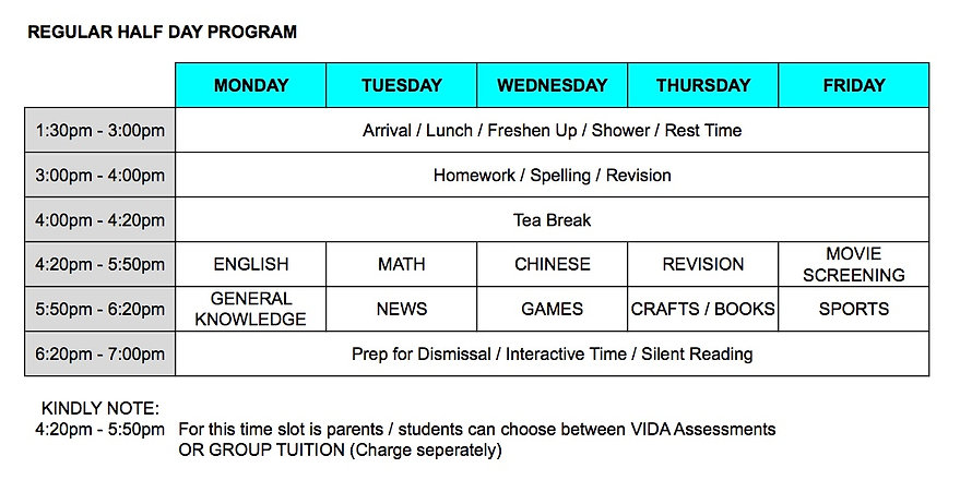VIDA Half Day Schedule.jpeg