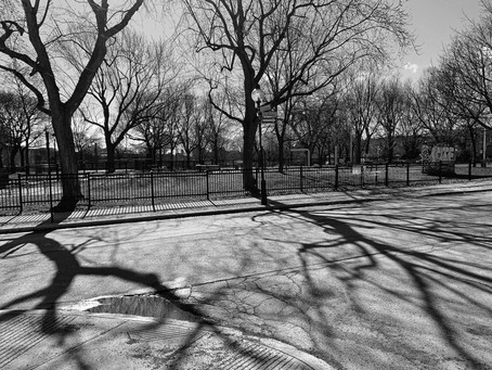 Street photography - Montréal 27 mars 2020