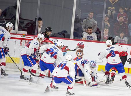 Match d'hockey du Rocket de Laval - 13 octobre 2017