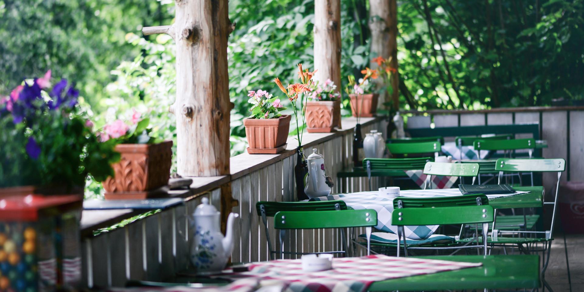 Terrasse Geianest