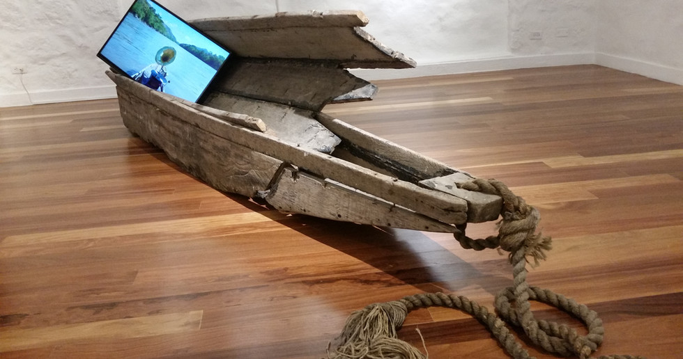 Museo del Río Magdalena, exposición temporal, FLORA ars+natura