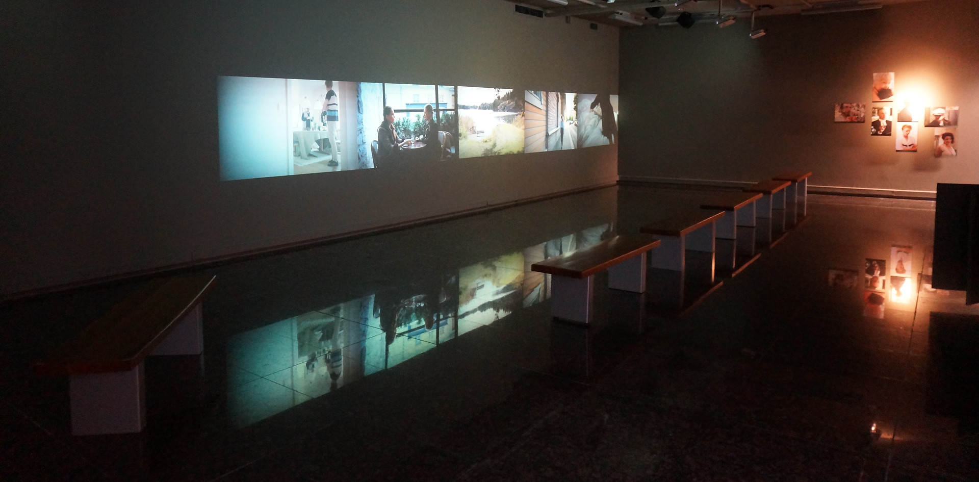 Montaje en Museo de Antioquia, Medellín