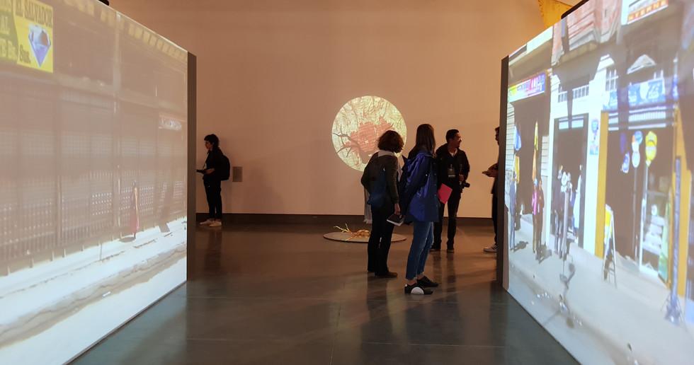 45° Salón Nacional de Artistas, Galería Santa Fe