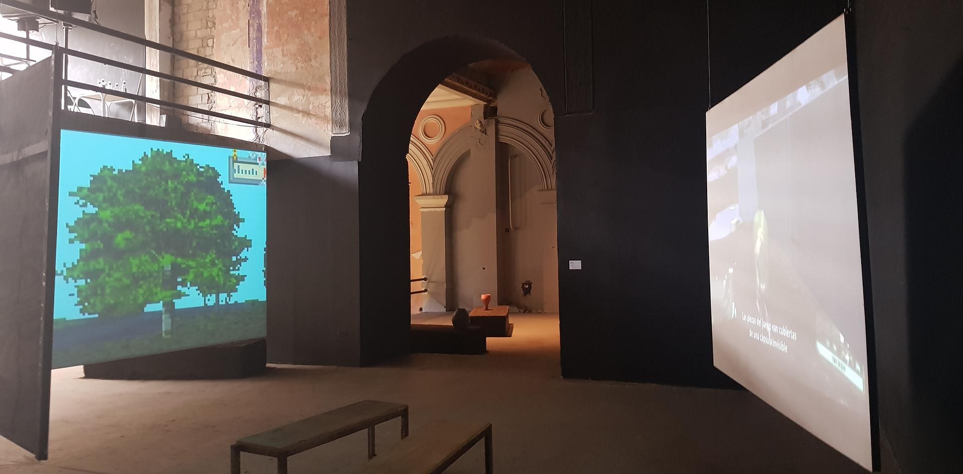 45° Salón Nacional de Artistas, Espacio Odeón