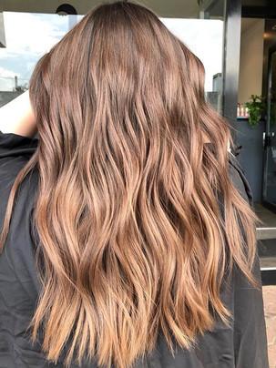 Caramel bronde ombré 🍯🧡_Hair by _chris