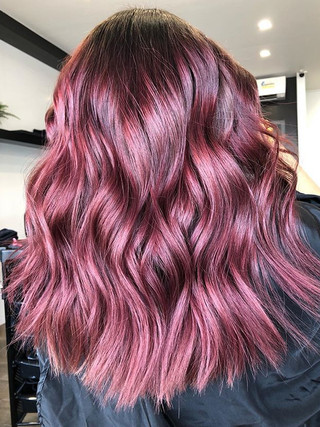 Berry Red 🍇_Hair by _chris.styles.mai.h