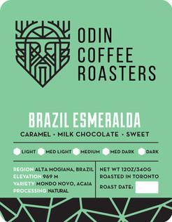 OCR Brazil Esmeralda
