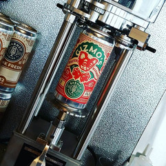 Grab a Crowler of our Gizmo Winter Warme