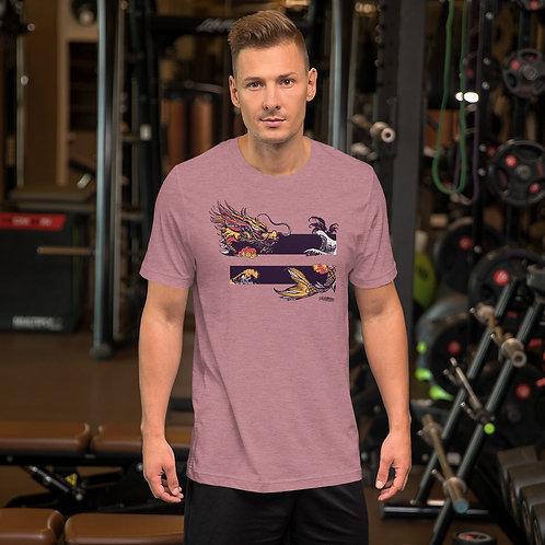 Oriental Freedom Soul Short-Sleeve Unisex T-Shirt