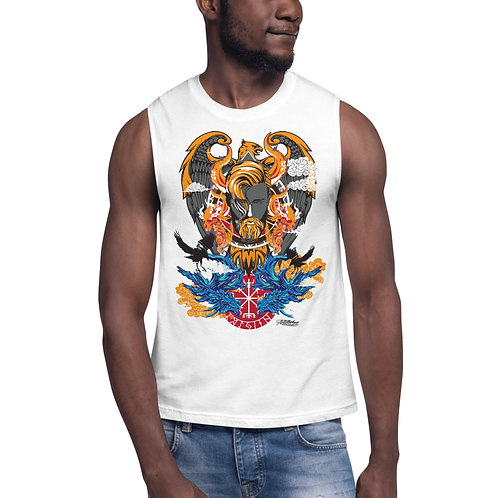 Viking Men Muscle Shirt