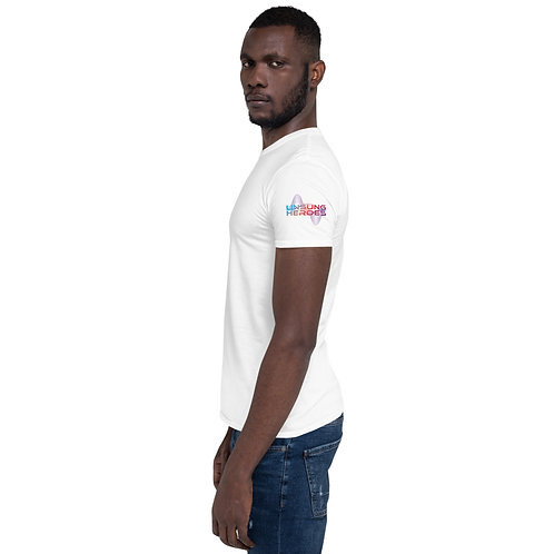 Unsung Heroes - Sleeve Print Short-Sleeve Unisex T-Shirt