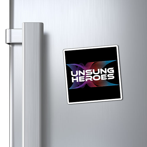 Unsung Hero Magnets